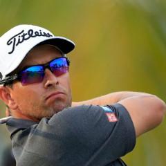 AUSTRALIAN PGA CHAMPIONSHIP:  Turnaj má tři lídry, výrazně neztrácí Scott