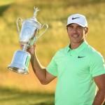 Brooks Koepka vyrovnal rekord a vyhrál US Open