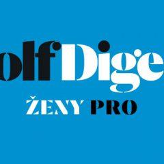 GOLF DIGEST ORDER OF MERIT 2017 – ŽENY PRO (k 30.9.2017)