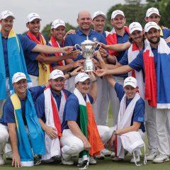 Evropa obhájila vítězství v EurAsia Cupu