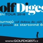 Není to APRÍL, ale realita. Na turnaje GOLF DIGEST OPEN TOUR je čekací listina