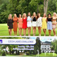 Startuje AXA Czech Ladies Challenge na Konopišti. I s 25 Češkami
